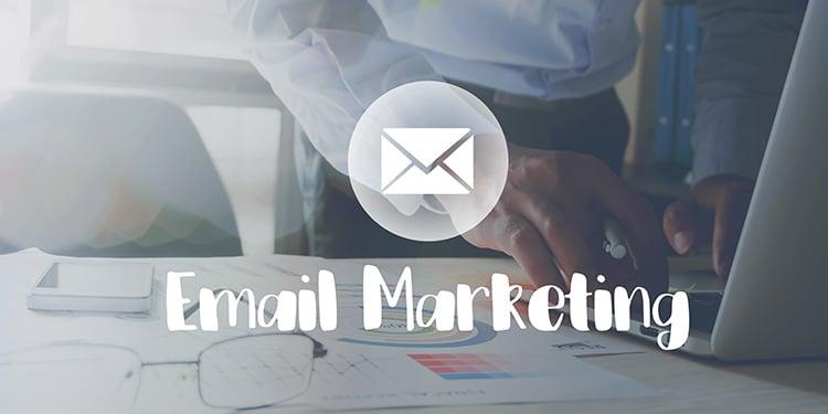 emails marketing et taux d'ouverture