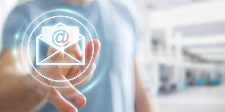 services d'emails marketing