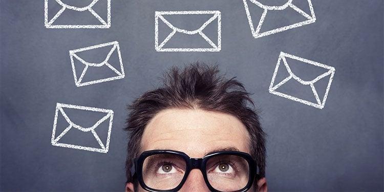 spam des emails